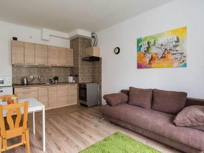 Photo for In popular part of Budapest, close to the Allee shopping center.