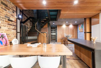 Space for entertaining