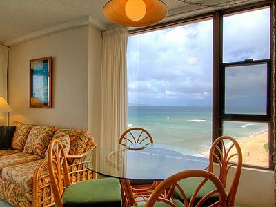 Photo for Best Rate - 1 Bedroom Corner Oceanfront 12