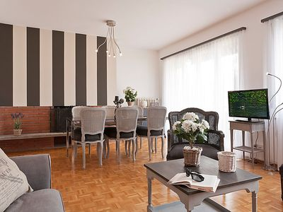 Photo for Apartment Large Suite in Ascona - 6 persons, 2 bedrooms