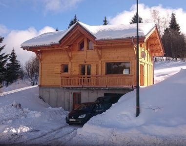 Photo for 4BR Chalet Vacation Rental in Taninges