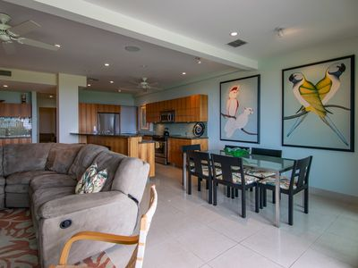 Photo for Luxurious Condo with Ocean and Golf Course Views!