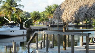 Photo for Waterfront Intracoastal Family-Home, Pet-Friendly, heated Pool