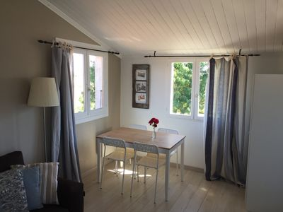Photo for Studio Les Roches Saint Laurent de la Pree Near Fouras beach (4kms)