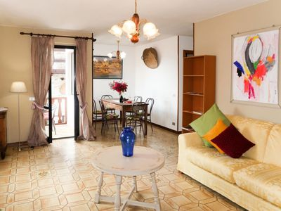 Photo for Apartment Ca du Barbeta (CNR382) in Cannero Riviera - 4 persons, 2 bedrooms