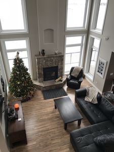 Photo for Open concept home, 25 minute drive from Red Deer