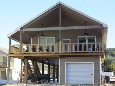 Photo for JUS CHILLIN River Road Villas #15 - 4bdr New Home On The Guadalupe River -