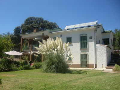 Photo for Private finca in Andalusia with large pool, garden, sauna, barbecue, up to 14 pers.