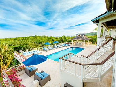 Photo for TRYALL CLUB 8 Bd Villa with Pool! Incl Concierge Service & 1 Year Priority Pass!