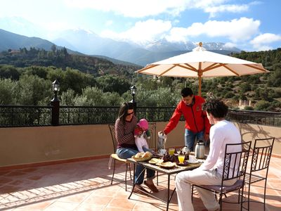 Photo for Ouirgane Ecolodge - Great place to stay in the Atlas Mountains
