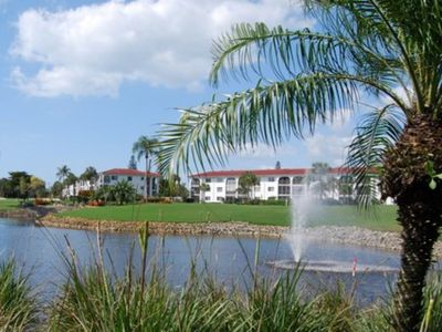Photo for A lovely furnished condo close to the beautiful beaches of the Gulf Coast