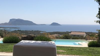 Photo for Single villa with pool with spectacular sea view