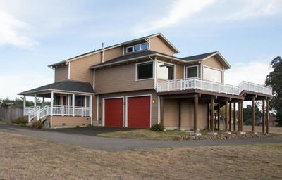 Photo for Spacious home,  huge deck, gourmet kitchen, private garden-This home has it all!
