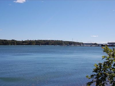 Photo for Waterfront Cottage:  Spectacular Views!  Includes Kayaks, Bikes, Grill, Fire Pit