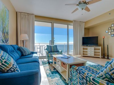 Photo for Gorgeous condo at the Shores of Panama with RESERVED parking spot! Book now!!