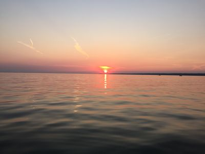 Photo for NEW LISTING!! Wow! What A View!! Beautiful Oneida Lake Water Front Home.