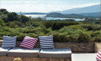 Photo for Porto-Vecchio, private estate of Cala Rossa