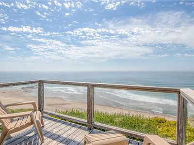 Photo for Easy-Access Oceanfront Home Has Fabulous Views