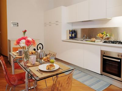 Photo for Apartment in the center of Florence with Internet, Terrace (966398)