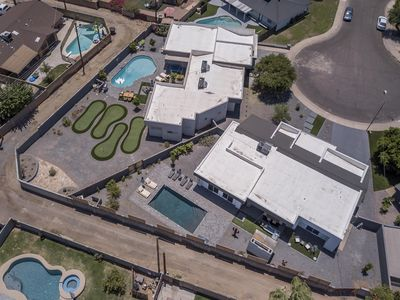 Photo for 2 houses next to each other in Scottsdale!