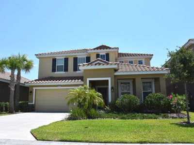Photo for Incredible House at Solterra - Luxury 5 bedrooms Private Pool *Mickey's Bedroom* ID: 64378