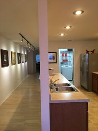 3/2/2 With Gallery Hallway Entrance and Private Office Included