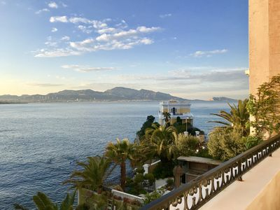 Photo for Superb house by the sea, direct access to the beach located 15 meters