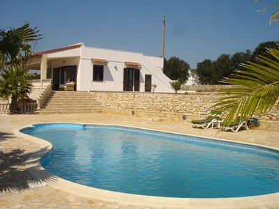 Photo for Stunning villa private pool and amazing sea views. FREE WI-FI
