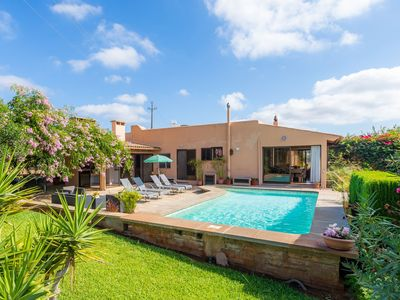 Photo for Beautiful Villa with Pool, Wi-Fi, Terraces, Garden and Gorgeous View; Parking Available