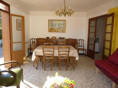 Photo for Ceret - clear and comfortable house - 4 bedrooms on 2 levels, garden terrace