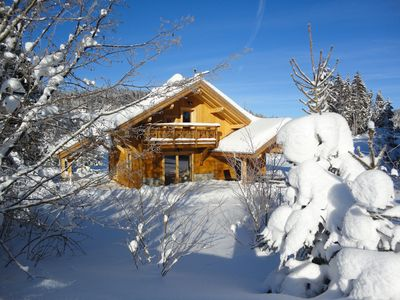Photo for Comfortable chalet between lake and mountains, the Netherlands Rupts, Gerardmer