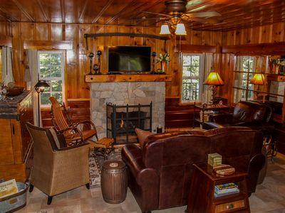 Photo for HISTORIC HERSHEY CABIN, IMMACULATE, ROMANTIC, JUST FOR 2, BEACH CLUB, TRAIL PASS