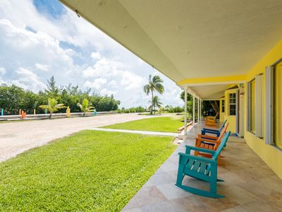 Photo for Lux & Retro Home w/ Private Canal,  Ocean View, Large Dock and Private Pool