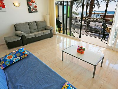 Photo for Apartment Miramar in Salou - 6 persons, 2 bedrooms