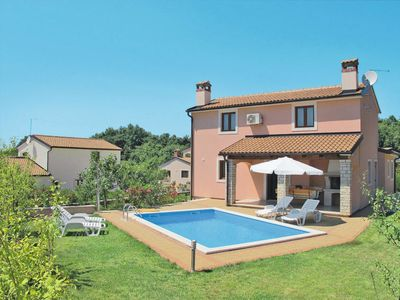 Photo for 3 bedroom Villa, sleeps 6 in Mofardini with Pool, Air Con and WiFi