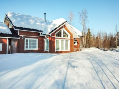 Photo for Vacation home Aamukajo  in Nilsiä, Pohjois - Savo - 10 persons, 3 bedrooms