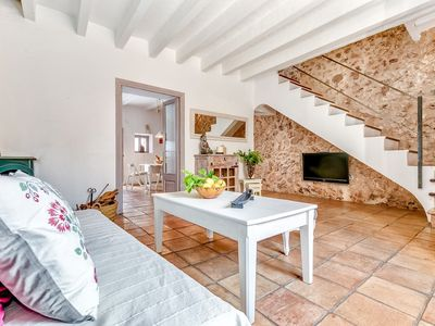 Photo for Casa La Revolta (041003) - House for 4 people in Santa Maria del cami