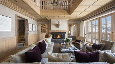 Photo for Fabulous ski-in & ski-out chalet in St Christoph