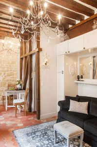 Photo for Apartment in the center of Paris with Internet, Washing machine (445051)