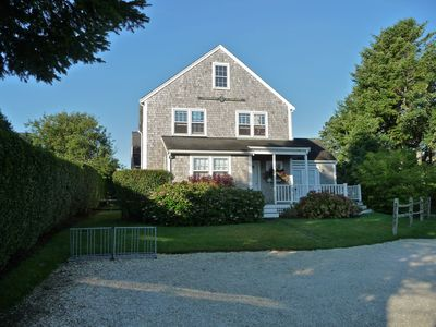 Photo for Northern Exposure, Nantucket, Mass, 4 Bedroom 2.5 Bath