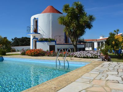 Photo for Windmill With Pool In Cercal do Alentejo