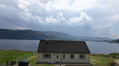 Photo for Loch Ness Cottage - 3 bedroom cottage on the shores of Loch Ness