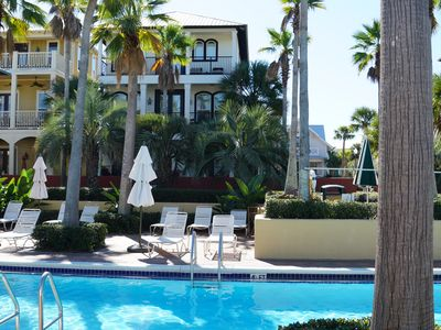 Photo for 'The White House' Located Directly on Seacrest Beach Lagoon Pool!!