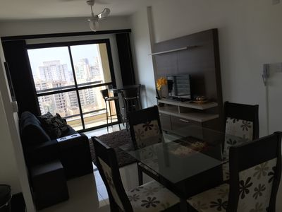 Photo for Apt. Whole 1 bedroom Jd. New Aliance. Shopping Iguatemi and Ribeirão Shopping