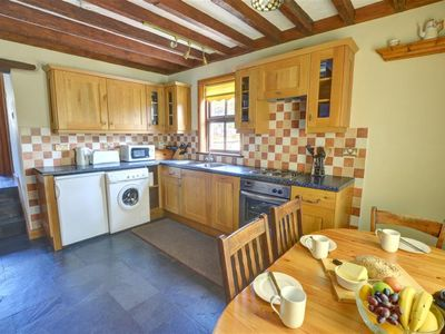 Photo for Vacation home Llanfaglan House in Caernarfon - 5 persons, 3 bedrooms