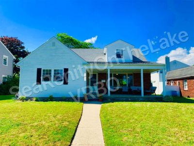 Photo for Lakefront Beach House  **Summer 2020 Now Booking**  Shore Perfection