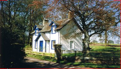 Photo for South Lodge, Kirkwood farm, a beautiful, secluded, traditional stone cottage.