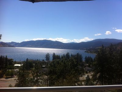 Photo for Beautiful 750sqf private suite..Spectacular view, close to downtown!