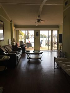 Photo for Waterfront Duplex With Boat Docks