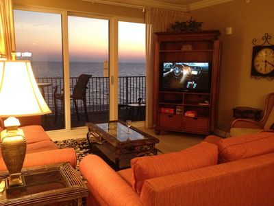 Photo for Luxury 3 BR/ 2 BA * 3rd Floor * Great Beach View